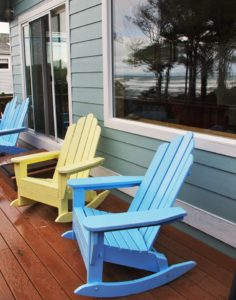 Yachats Ocean View Vacation Rental - Small Family Adventure, Friends Retreat or Romantic Getaway