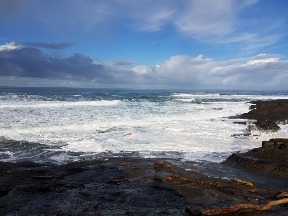 SOLVE Spring Beach Cleanup in Yachats, Oregon