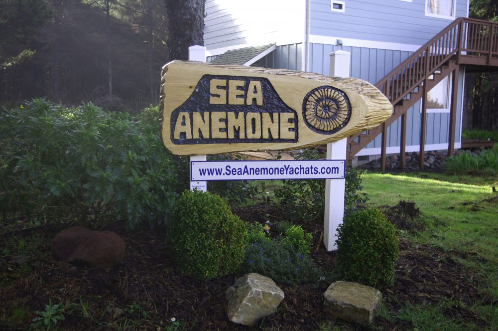 Beach House Maintenance at the Sea Anemone